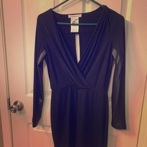 BCBGeneration little black dress